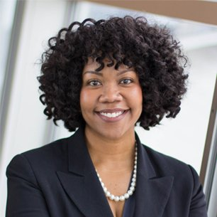 Photograph of 2020 Companies Senior Vice President of HR, Chian Burks.